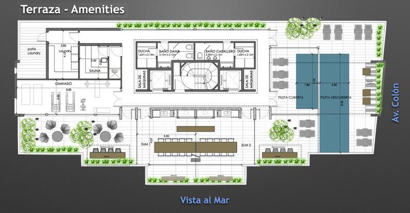 Foto Edificio en Varese Boulevard Maritimo 3500 número 15