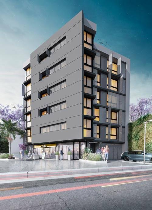 Foto Edificio en La Blanqueada Jaime Cibils 2839 número 2