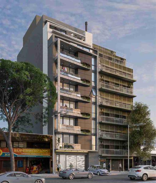 Foto Edificio en Flores Caracas 519 número 1