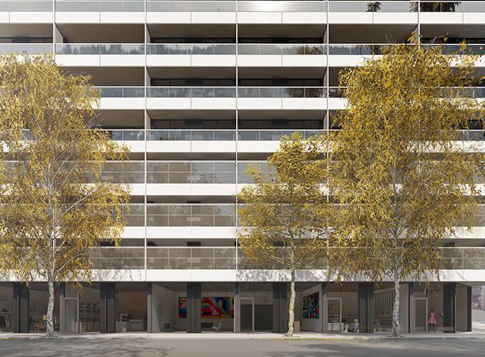 Foto Edificio en Capital Salta y Belgrano número 1