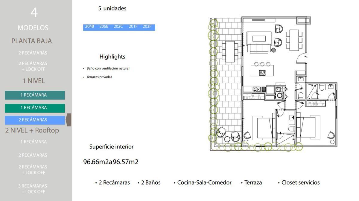 Foto Condominio en Aldea Zama Nuevo Eco Residence entre Aldea Zama y la Playa de Tulum        número 8