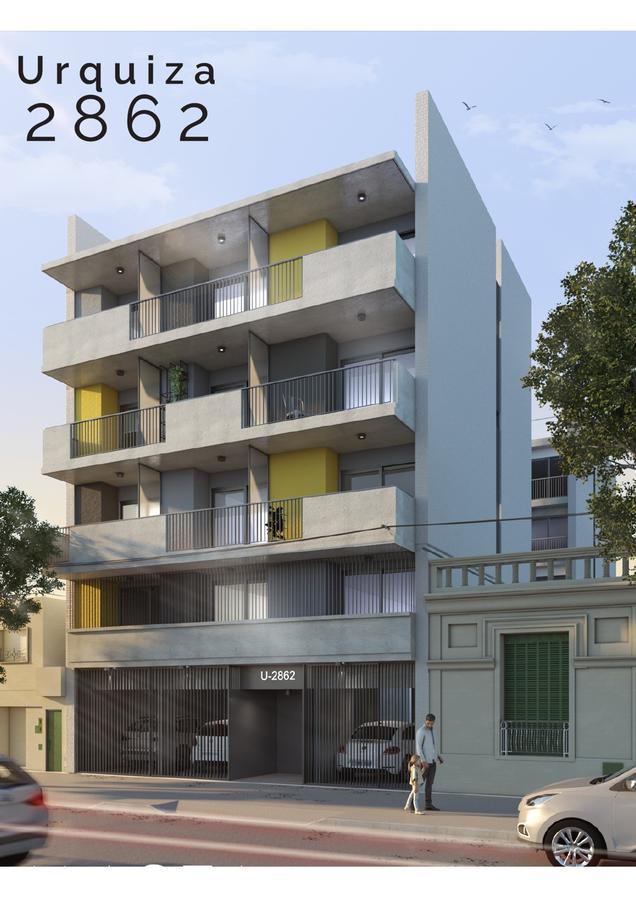 Edificio - Urquiza 2862 - Luis Agote
