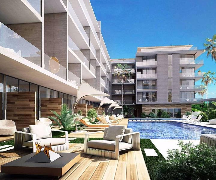 Foto Edificio en Playa del Carmen D. Calle 28 entre Avenida Cozumel y la playa. C.P. 77710 Playa del Carmen, Quintana Roo. México. número 6