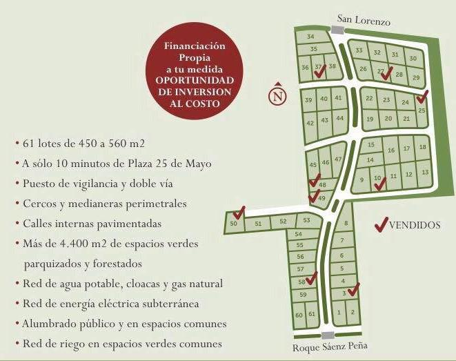 Foto Barrio Privado en Santa Lucia Campos la Rosa III numero 1