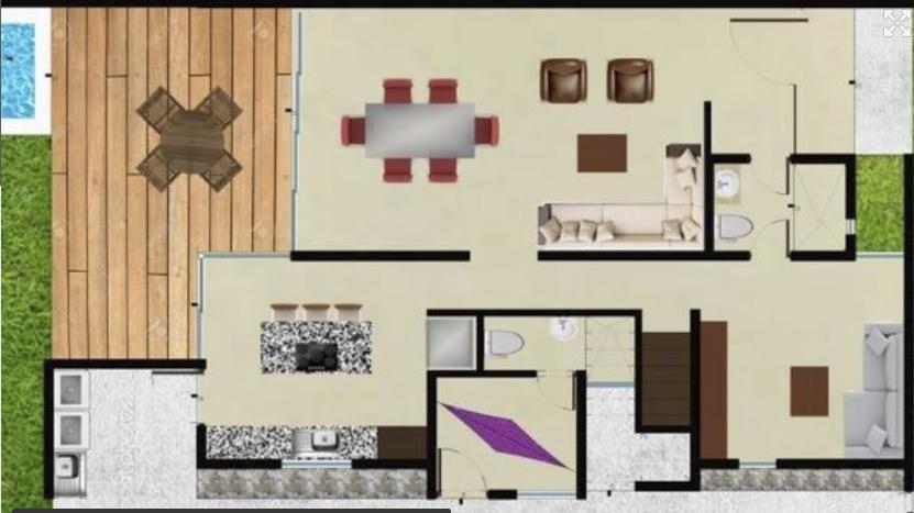 Foto Condominio en Temozon Norte Venta Simaruba residenciales número 6