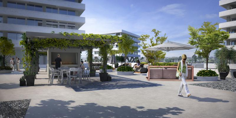 Foto Edificio en Desamparados Complejo Catamaran Residencias en Altura numero 1