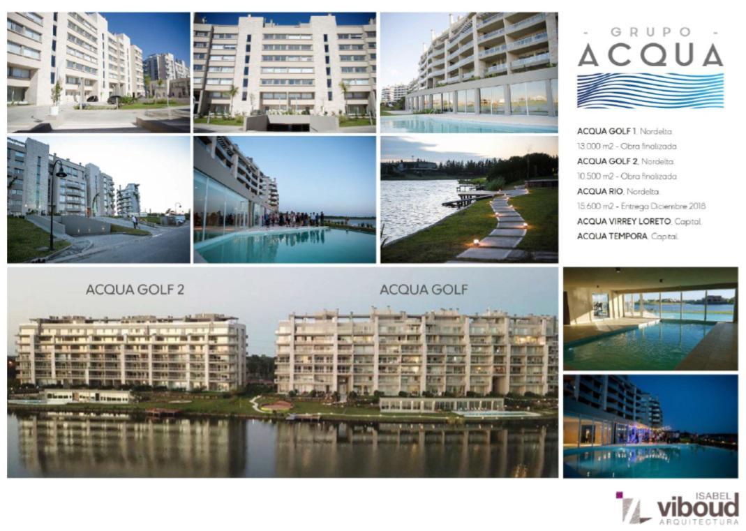 Foto Edificio en Yoo Nordelta YOO3 by ACQUA Excelencia en diseño y confort número 52