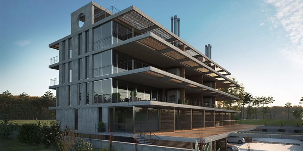 Foto Edificio en Manantiales Alma de Manantiales número 2