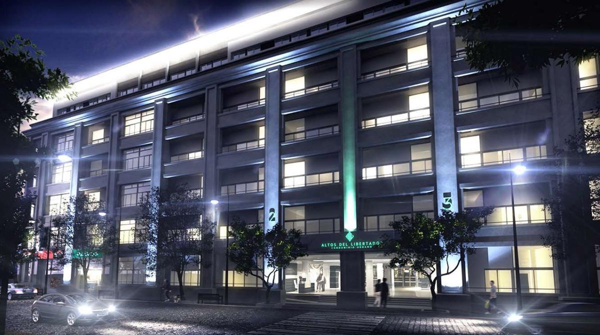 Foto EMPRENDIMIENTO - Edificio en  en  Montevideo , Uruguay  Altos del Libertador - Grupo Altius