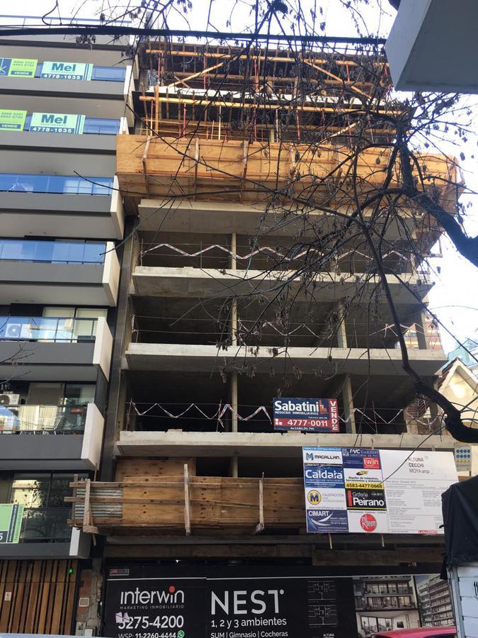 Emprendimiento Olazabal  3073  en Belgrano