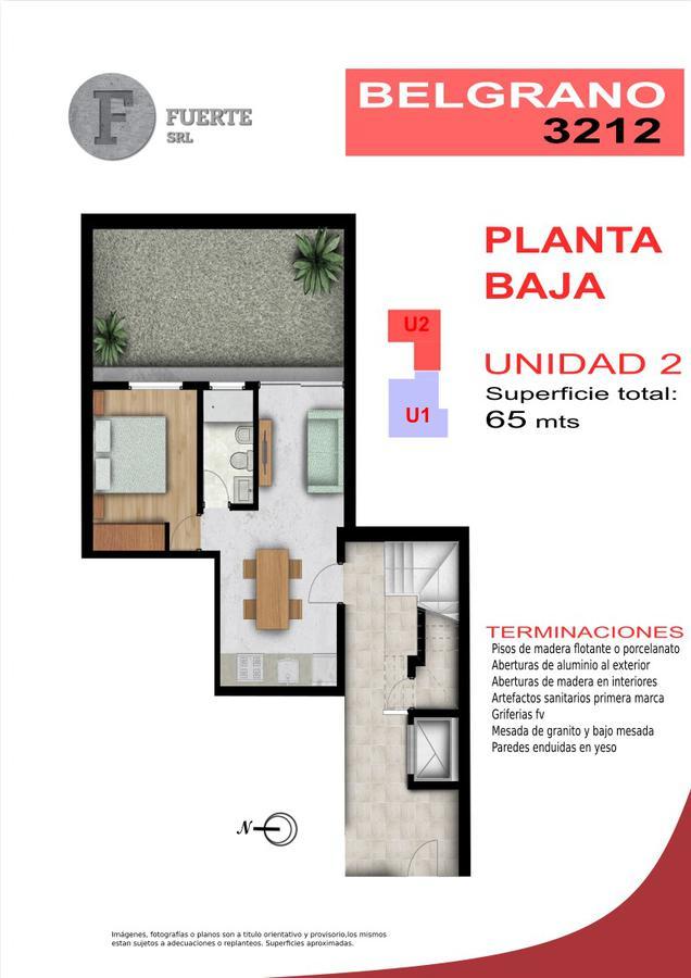 Foto Edificio en Candioti CANDIOTI SUR - Belgrano 3212 número 2