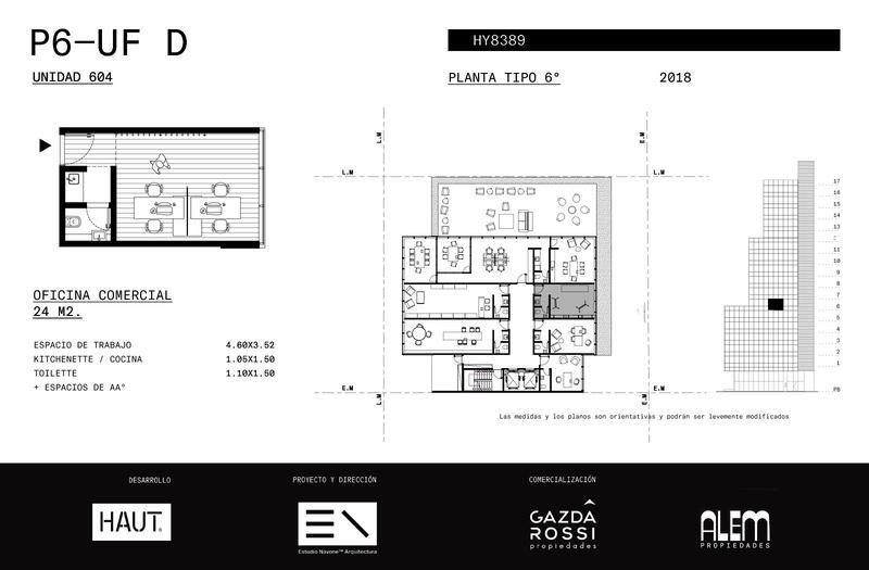 Foto Edificio de oficinas en Lomas de Zamora Oeste Avenida Hipólito Yrigoyen 8389 número 23
