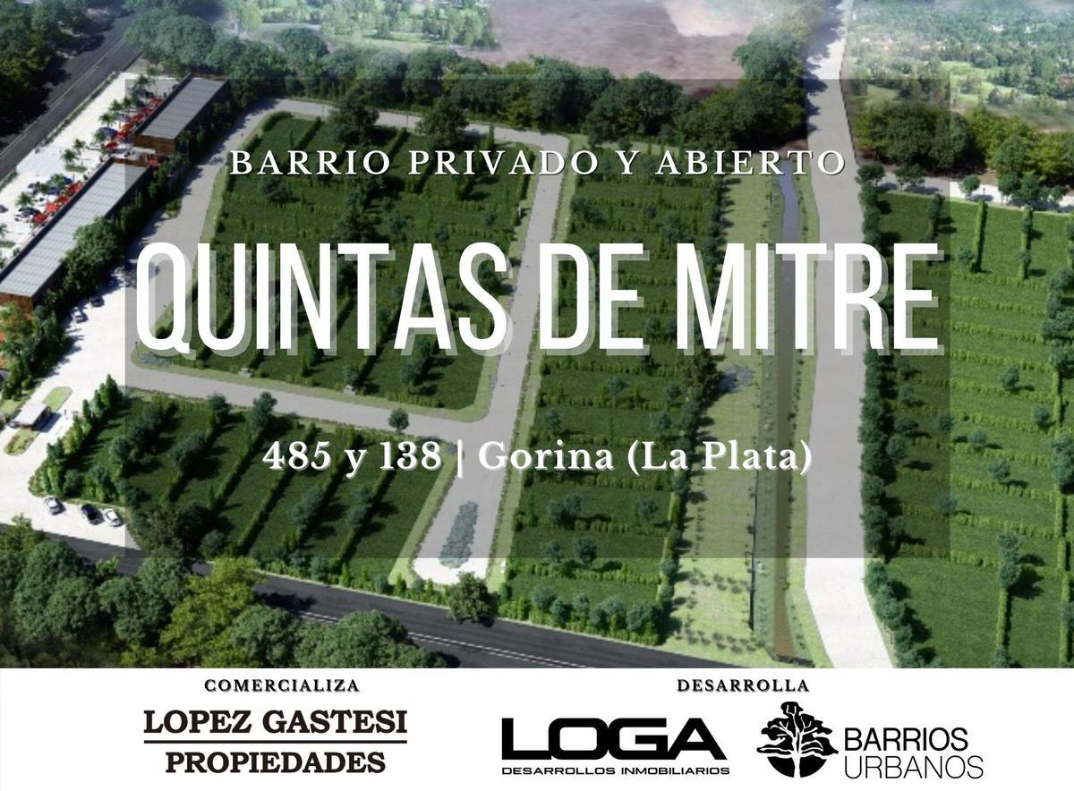 Foto  en Joaquin Gorina QUINTAS de MITRE   485 y 138 (J. Gorina)