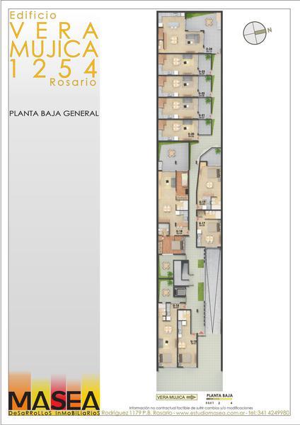 Foto Edificio en Remedios de Escalada de San Martin Vera Mujica 1254 número 3