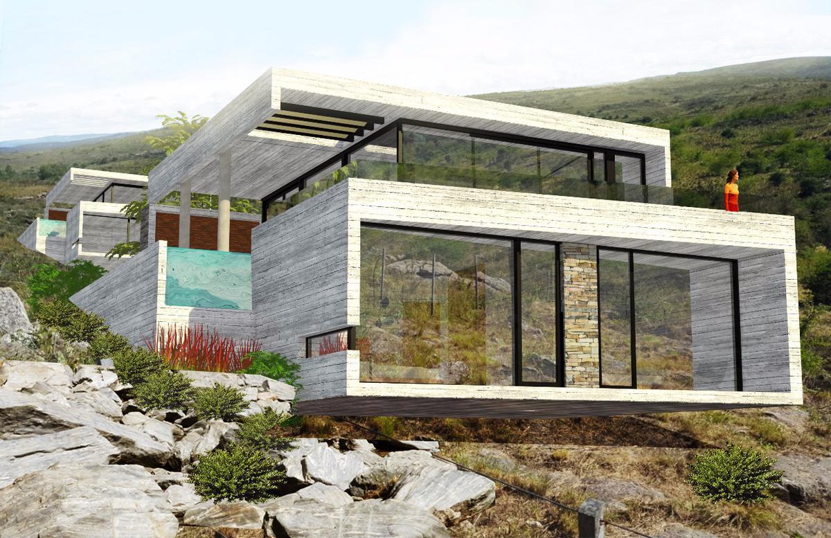 Foto Otro en Villa Giardino Casas de 2 y 3 amb, piscina,  amplio deck, cochera número 12