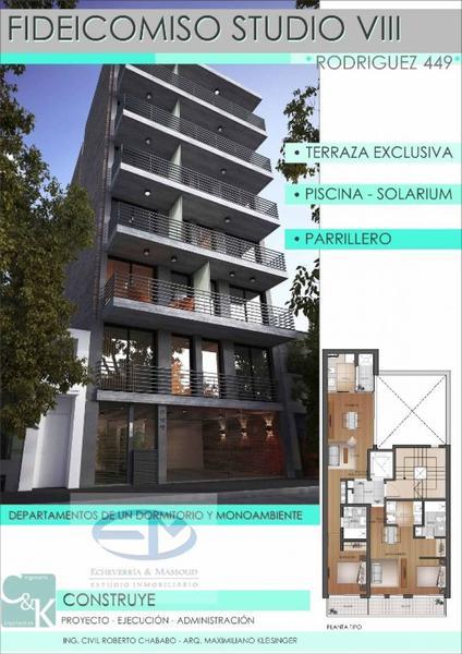 Foto Edificio en Centro Rodríguez 449 número 1