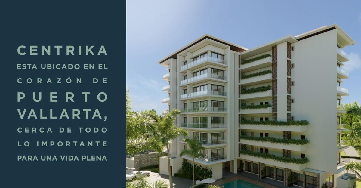 Foto Condominio en Puerto Vallarta 22  FRACCIONAMIENTO CENTRIKA número 2