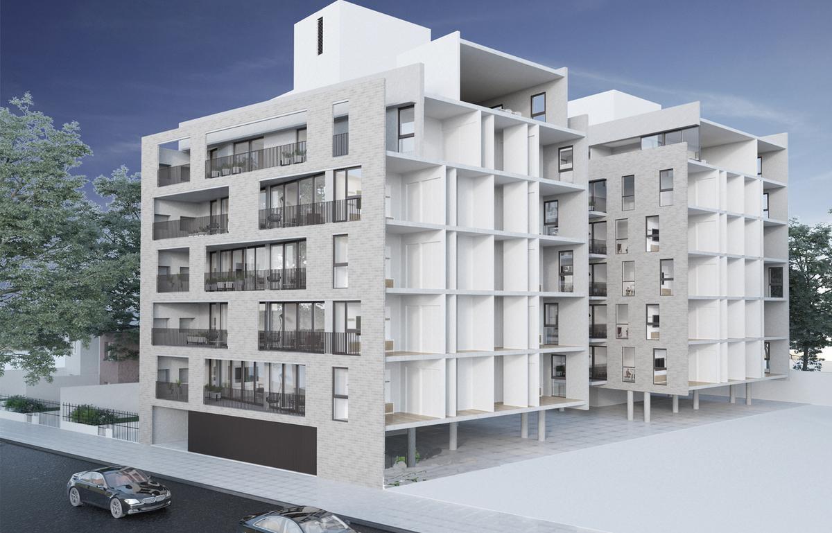 Foto Edificio en Saavedra Pinto al 4700 número 4