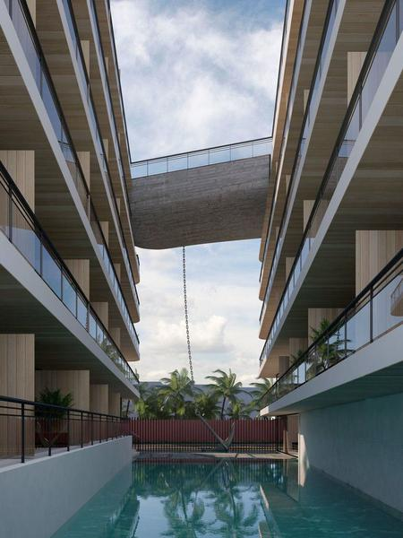 Foto Edificio en Playa del Carmen Centro  número 16
