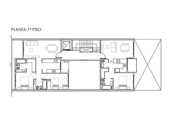 Foto Edificio en Liniers EDIFICIO Guamini 1065  número 40