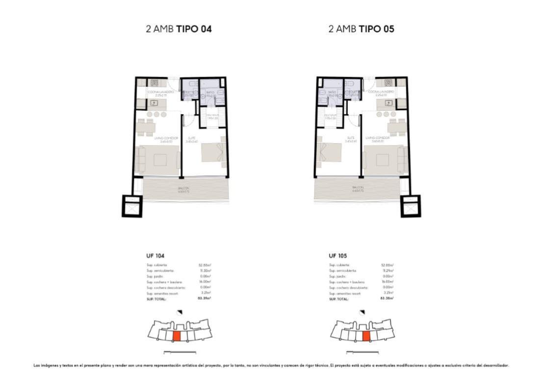 Foto Edificio en Yoo Nordelta YOO3 by ACQUA Excelencia en diseño y confort número 39