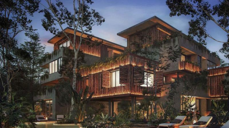 Foto Edificio en Tulum  número 6