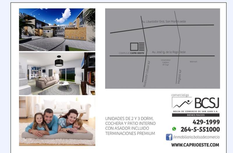 Foto Barrio Privado en Rivadavia Av. Ignacio de la Roza y R. Calivar numero 4
