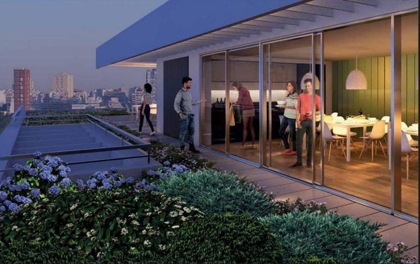 Foto Edificio en Parque Batlle 01- Cero Uno/ Parque Batlle número 6