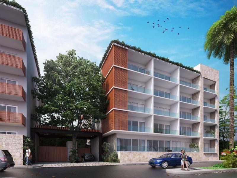 Foto Edificio en Playa del Carmen Centro Calle 34 entre avda 20 y 10. número 7