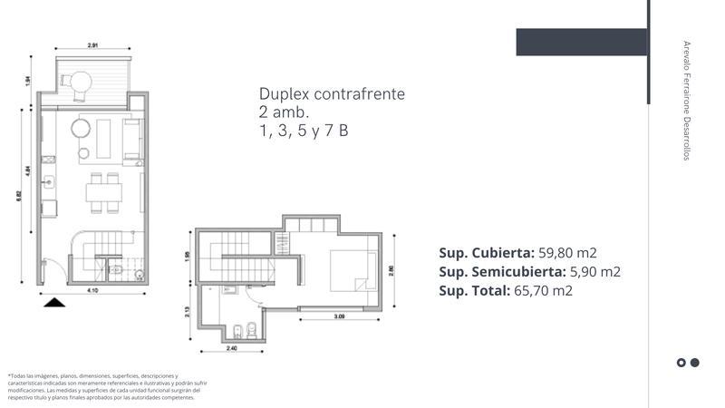 Foto Edificio en Palermo Chico Lafinur 3200 número 9