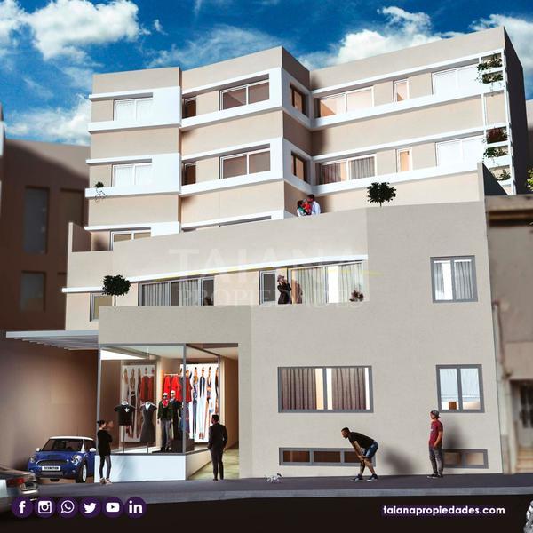 Foto Edificio en Alta Cordoba Roque Saenz Peña 1200 número 1