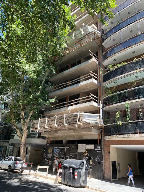 Foto Edificio en Almagro MEDRANO y GUARDIA VIEJA número 12