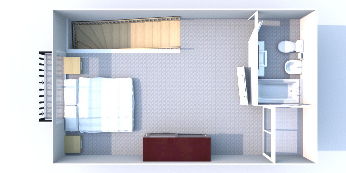Foto Condominio en San Miguel Azcuenaga 728 número 3