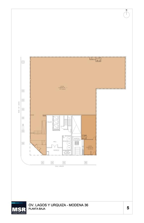 Foto Edificio en Pichincha URQUIZA 2792 número 9