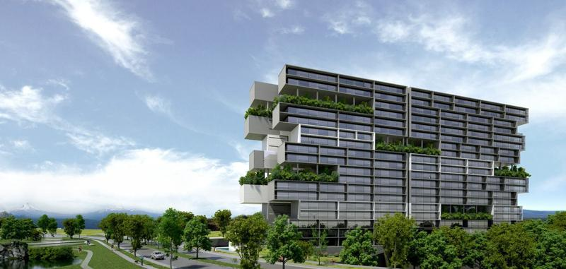 Foto Edificio en Ocoyucan Boulevard de las Cascadas 2250, Cascatta Azul, Lomas de Angelópolis III, Santa Clara Ocoyucan, Puebla número 10