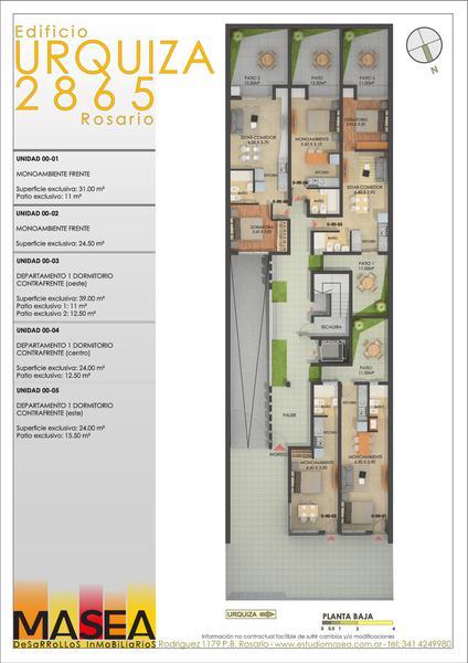 Foto Edificio en Pichincha Urquiza 2865 número 9
