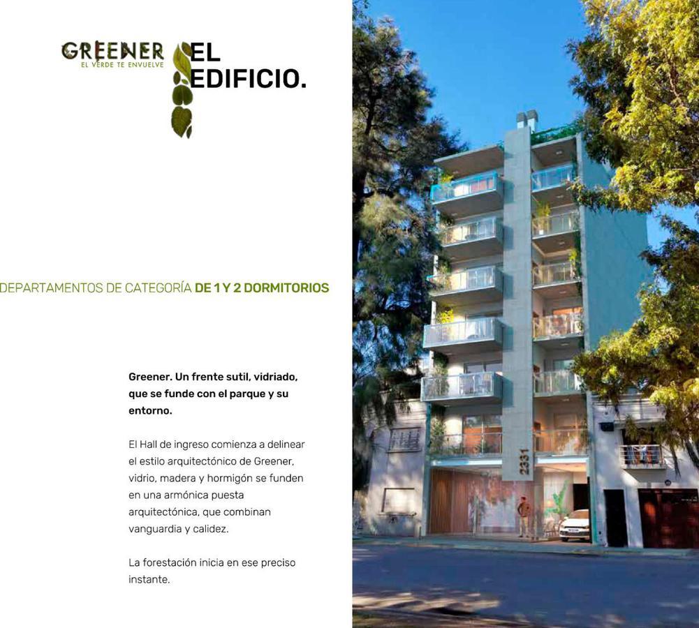 Foto Edificio en Zona Centro Moreno 2331 número 1