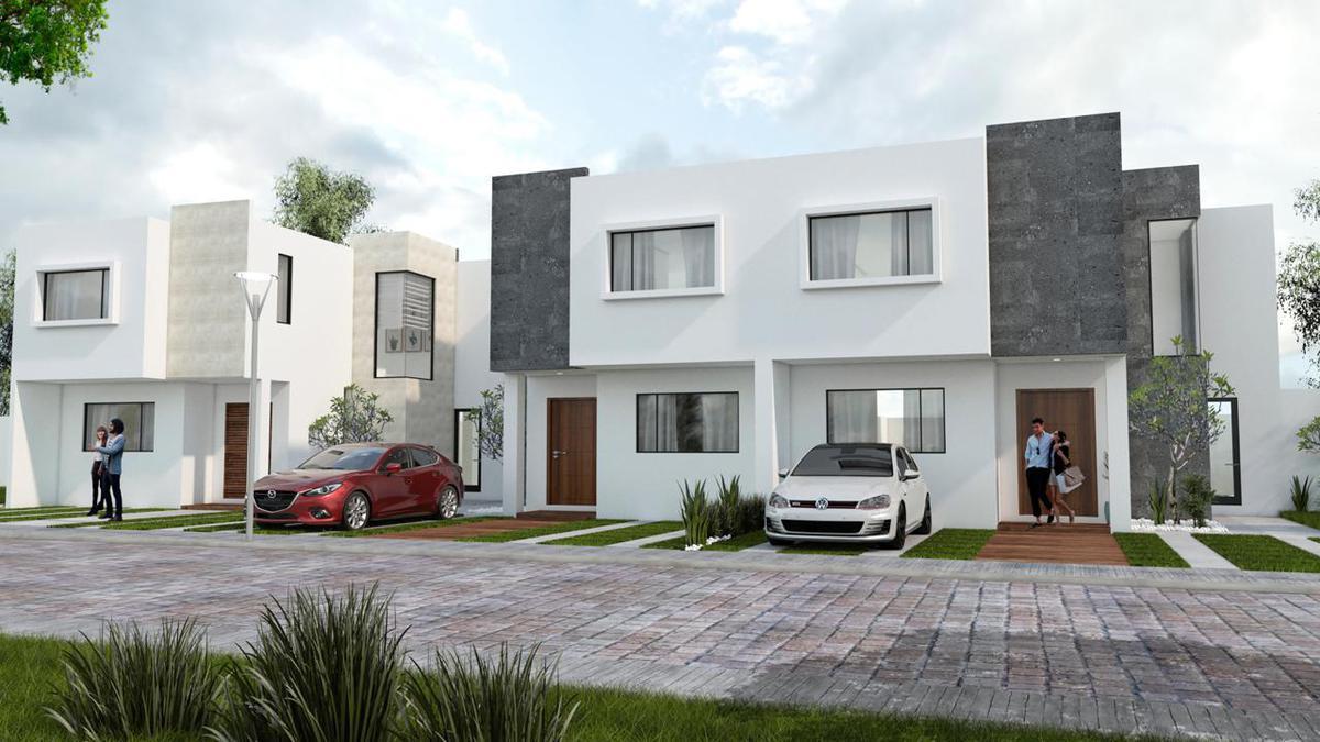 Foto DESARROLLO - Condominio en  en  San Andrés Cholula , Puebla  Excelente Casa en Venta, en la zona de Angelópólis!