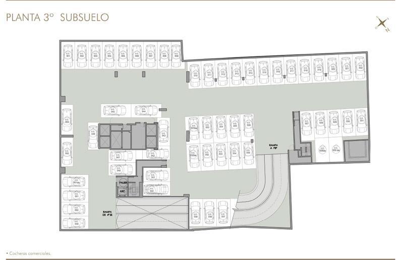 Emprendimiento Sinclair 3070 (y Demaría) en Palermo