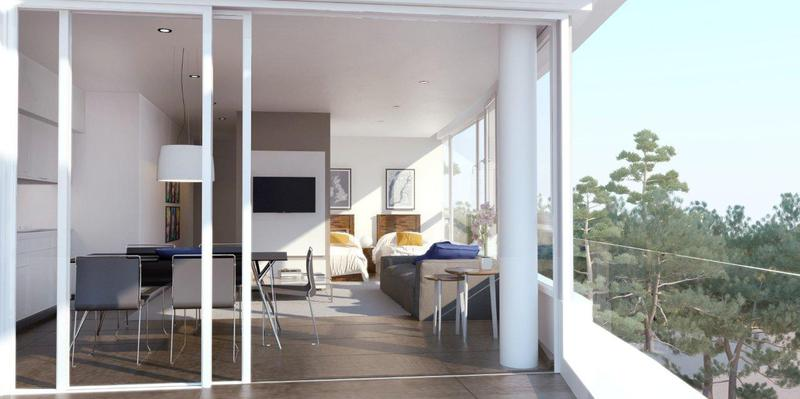 Foto Edificio en Pinamar Av. Arquitecto Jorge Bunge 500 número 4