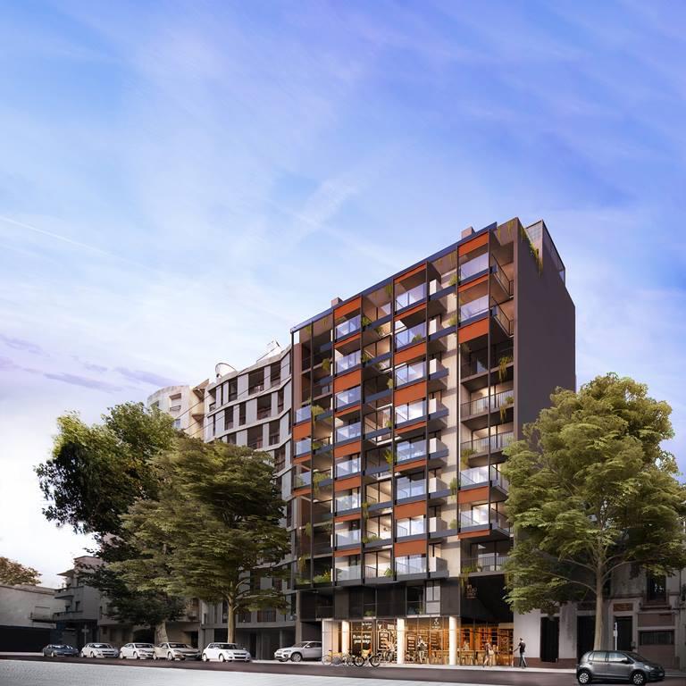 Foto Edificio en Centro (Montevideo) Canelones 1222 y Zelmar Michelini número 12