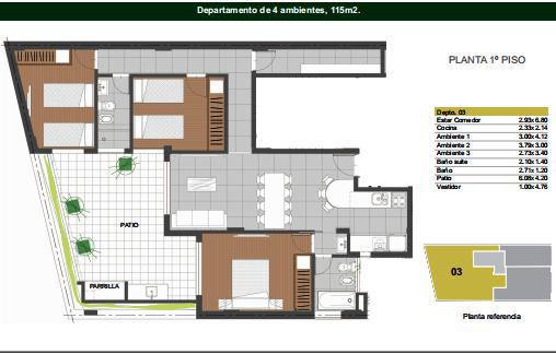 Foto Edificio en Centro MONTEVIDEO 324 número 8