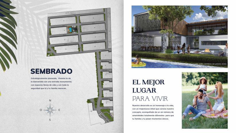 Foto Condominio Industrial en Trojes de Alonso Preventa de casas en Residencial Vivanta  número 2