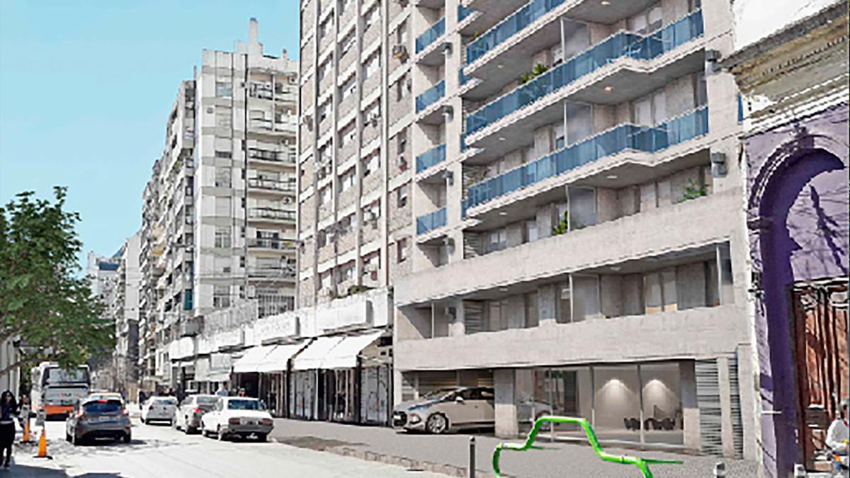 Foto Edificio en Rosario Mitre 500 número 1