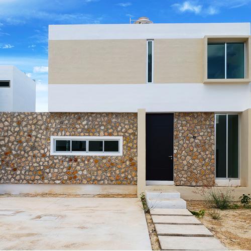 Foto Condominio en Pueblo Cholul Casas en Magnolia Residencial desde 2 MDP número 23