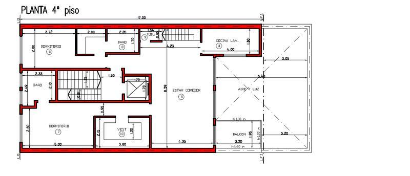 Foto Edificio en Villa Luro Carballido 6300 número 15