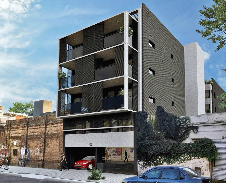 Foto Edificio en Pichincha Santiago Bis 168 número 2