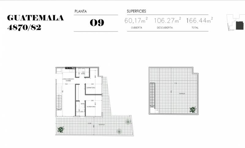 Foto Edificio en Palermo Soho GUATEMALA  4780 número 25