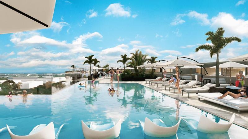 Foto Edificio en Playa del Carmen Centro Av 38 y Calle 10. Playa del Carmen. Quintana Roo. número 40