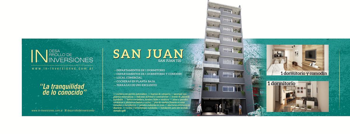 Foto Edificio en Macrocentro SAN JUAN 720 número 1